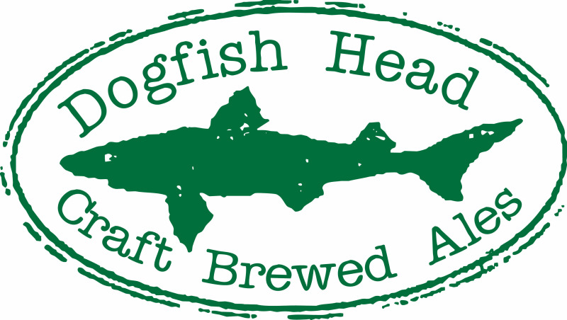 Dogfish Head Black and Blue Logo